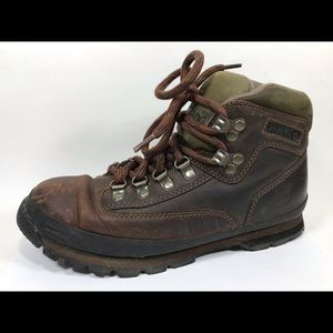 Timberland Leather Hiking Boots 9M